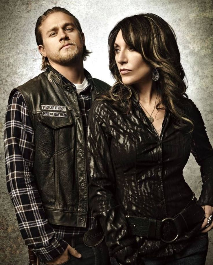 Soa Jax And Gemma Teller