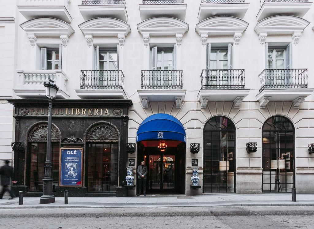 Only You Boutique Hotel Madrid Madrid Precios Actualizados 2019
