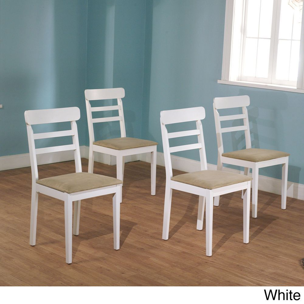 Simple Living Allyson Dining Chairs (Set of 4) - Overstock Shopping ...