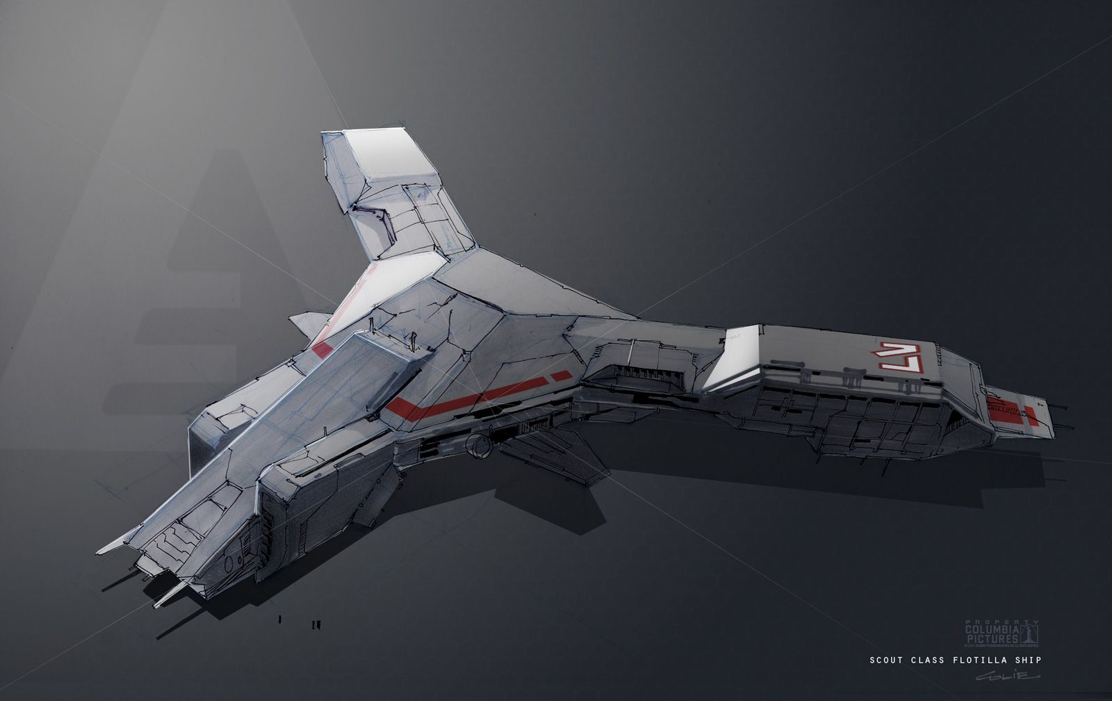 C Wertz- After Earth concept | Ship/flying Air crafts in ...