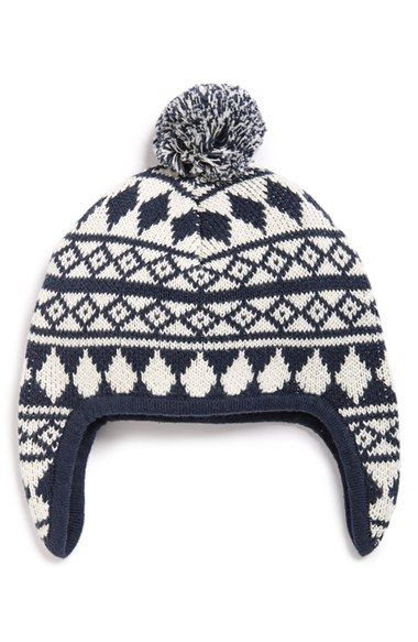 Tucker+++Tate+Fair+Isle+Knit+Hat+(Baby)+available+at+#Nordstrom ...
