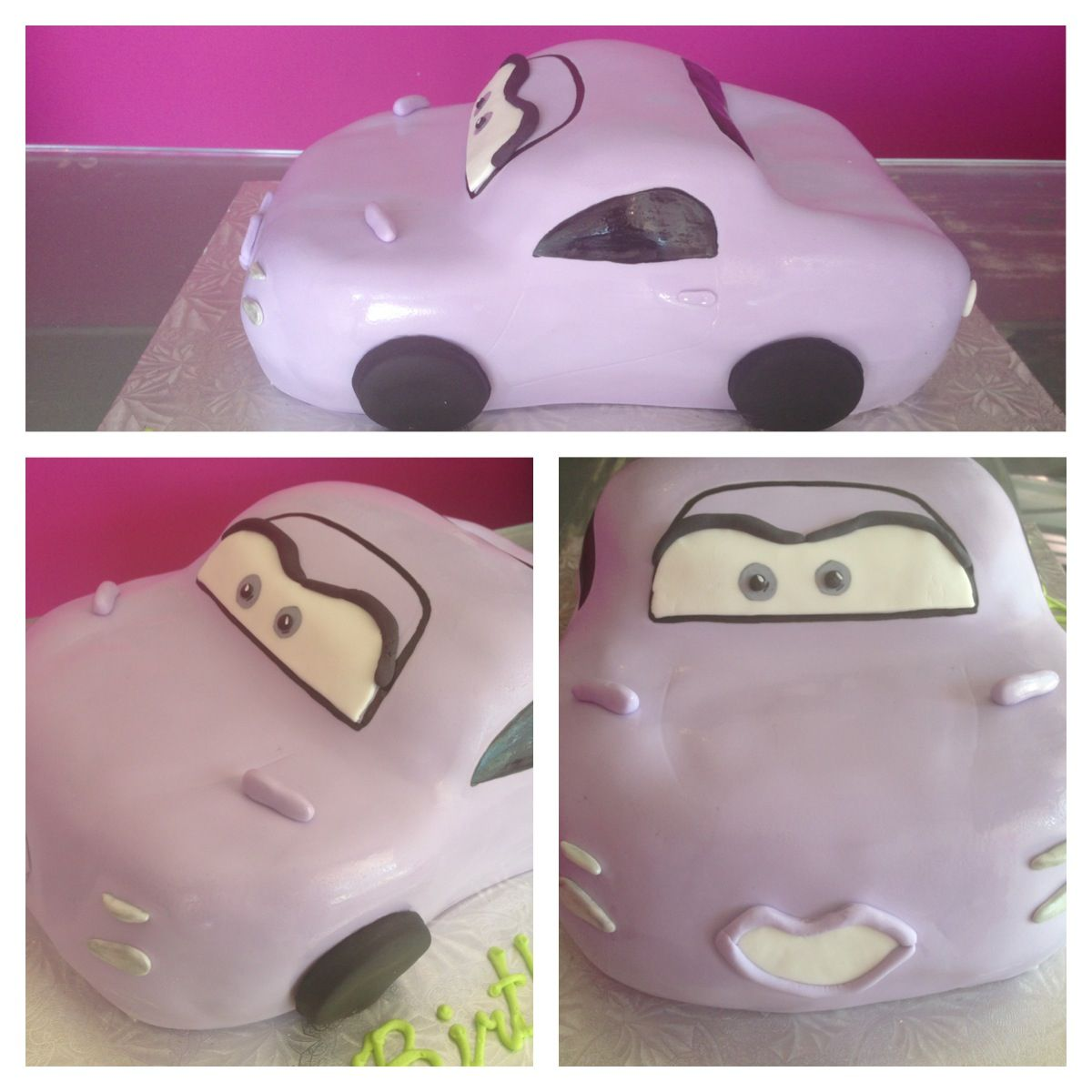 Holly Shiftwell Cake