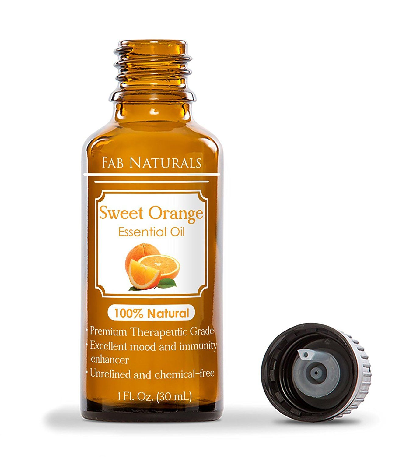 Sweet Orange Oil 100 Pure Best Essential Oil For Skin Hair Cleaning Termites Wood 1 Oz Hig With Images Essential Oils Sweet Orange Essential Oil Now Essential Oils