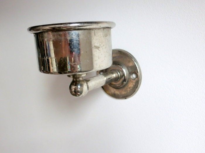 Antique Chrome Bathroom Cup Holder Nice Soaps And Vintage Cups - Bathroom cup holders wall mount for bathroom decor ideas