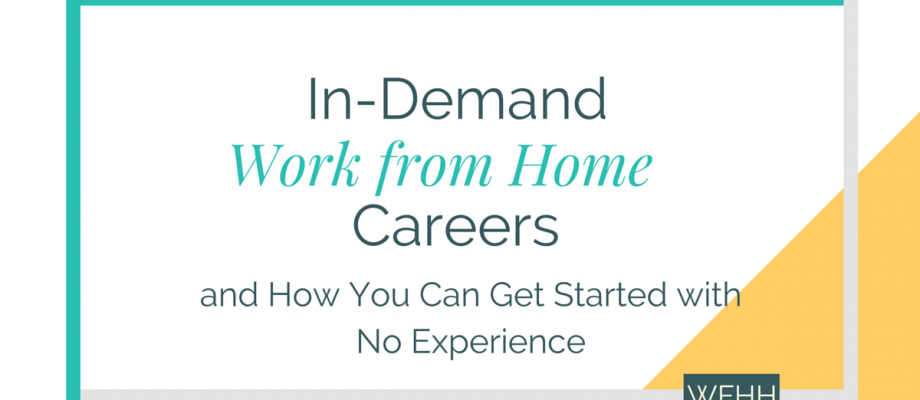 Career Coaching For Remote Jobs Work from home careers