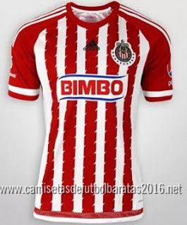 Comprar Replicas Camisetas De Fútbol Baratas 2016 Comprar Camisetas De Futbol Chivas 2016 Asegúrese Camiseta Futebol Times De Futebol