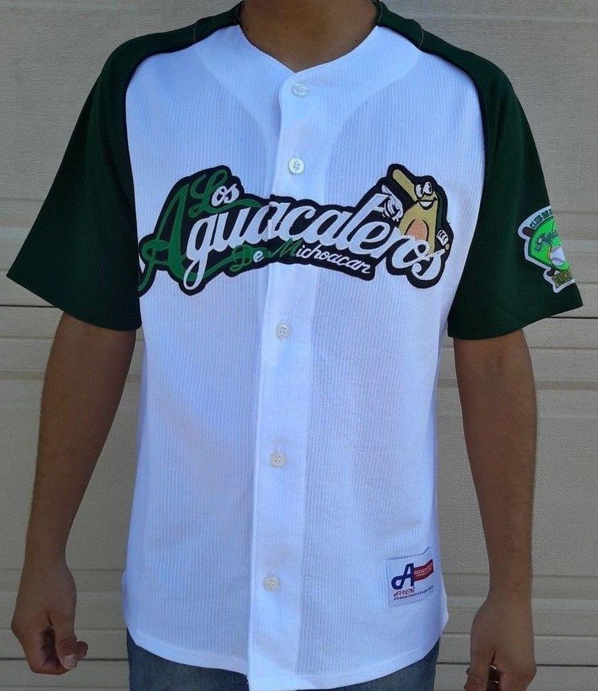 Los Aguacateros De Michoacan Mexico Baseball League Player Jersey NWT by  Arrieta  Arrieta  LosAguacaterosDeMichoacan 31caf58fcec7