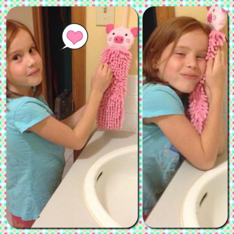 A Review of the New Norwex Pet To Dry Towel for Kids