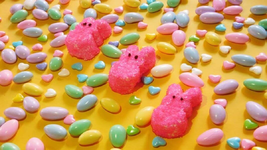 These Vegan Marshmallow 'Peeps' Are All You Need This Easter