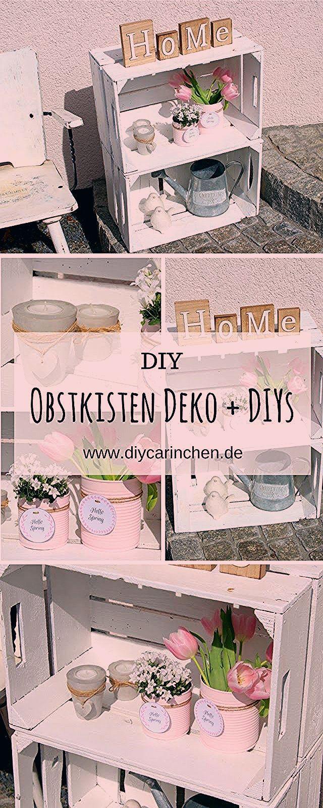 Photo of DIY Mit Obstkisten den Garten dekorieren? Diese Gartenidee ist perfekt!