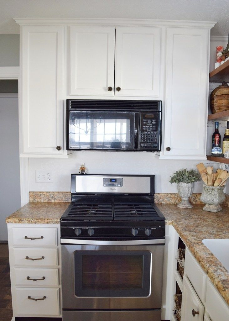 Kitchen Re-do on a Budget | Kitchen, Kitchen cabinet ...