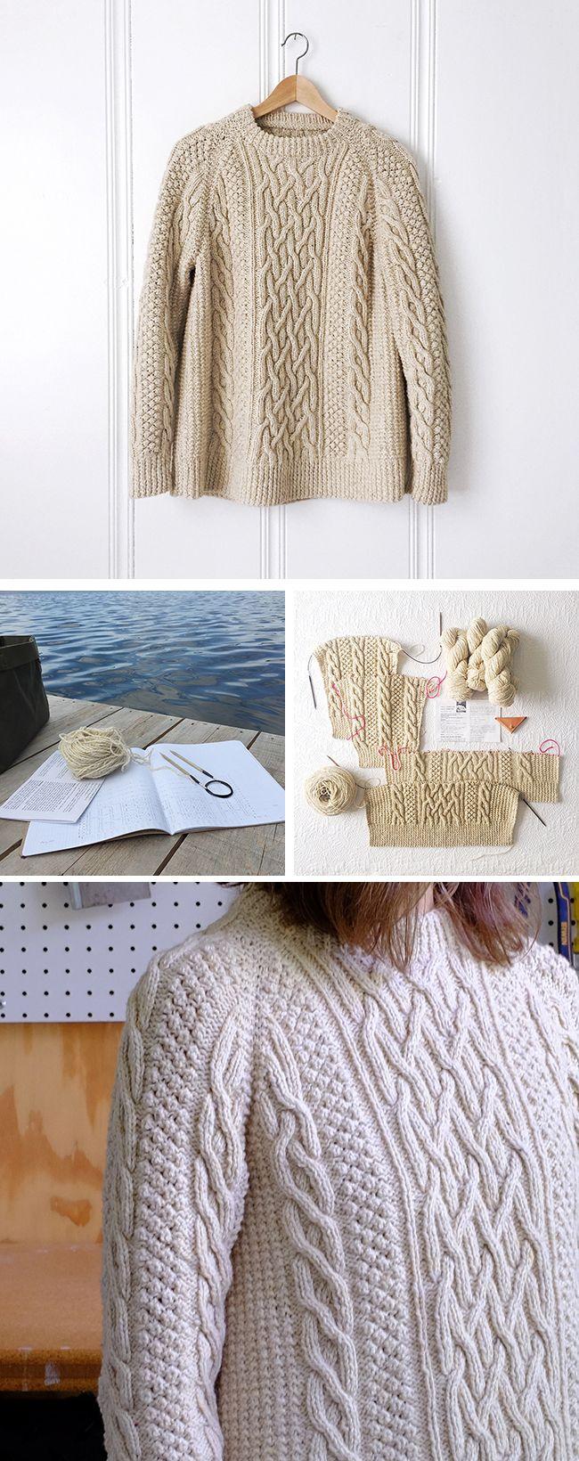 2017 FO-11 : The fisherman sweater (SoB-3) | sweaters/jerseis ...
