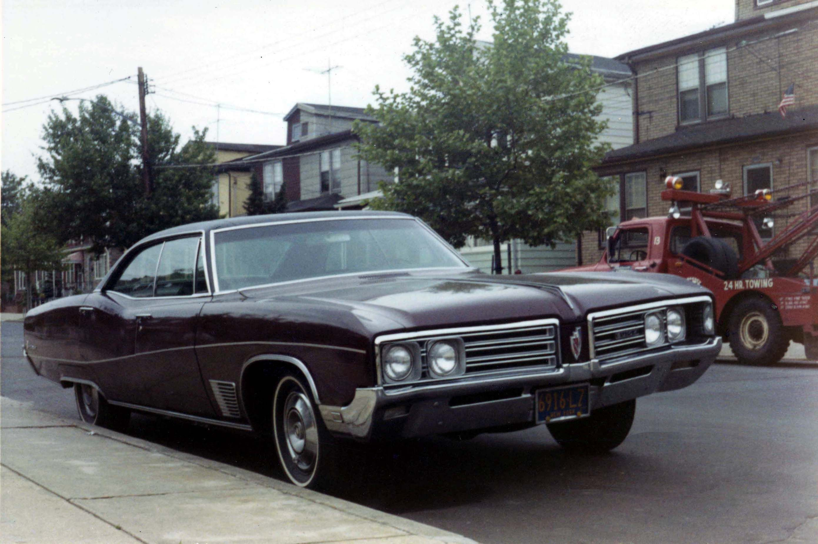 1968 buick wildcat customs concepts cool buick. Black Bedroom Furniture Sets. Home Design Ideas
