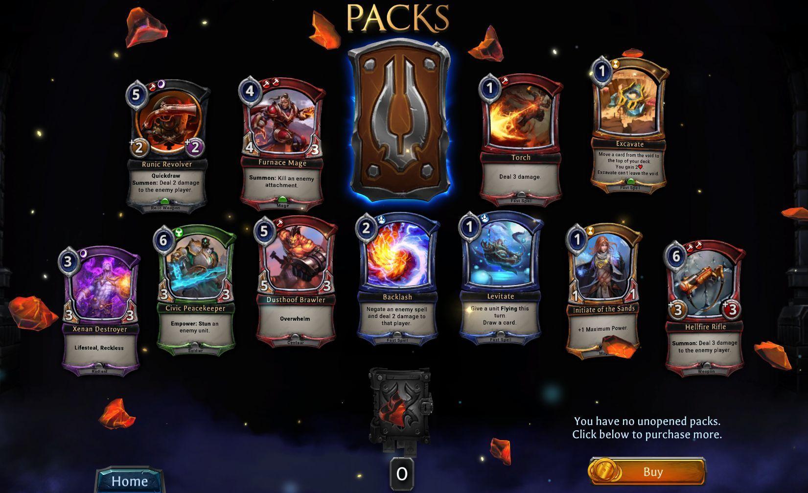 Eternal Preview The Hidden Gem Digital Card Game You