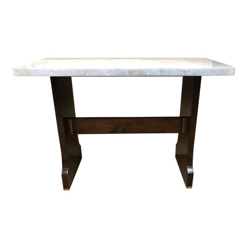 Traditional Century Furniture Counter Height Bar Table Pub Table