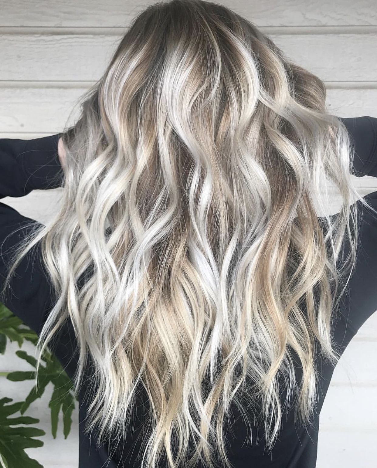Pin by fátima leite on cabelos pinterest blonde balayage