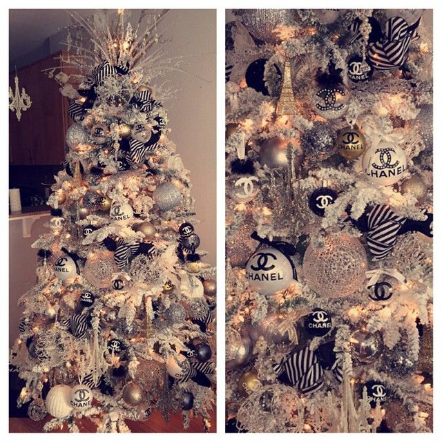 inspire_me_home_decor's photo on Instagram one of Reese's Christmas trees