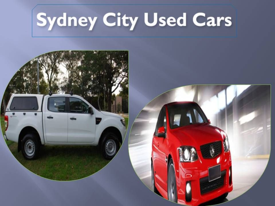 Sydney City Used Cars not only assist you in buying a used car, but ...