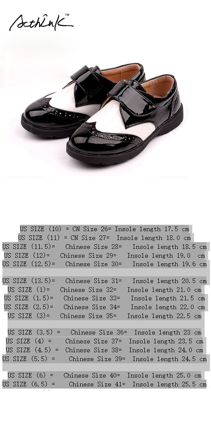 The size of childrens shoes 21, 23 is how many cm along the insole
