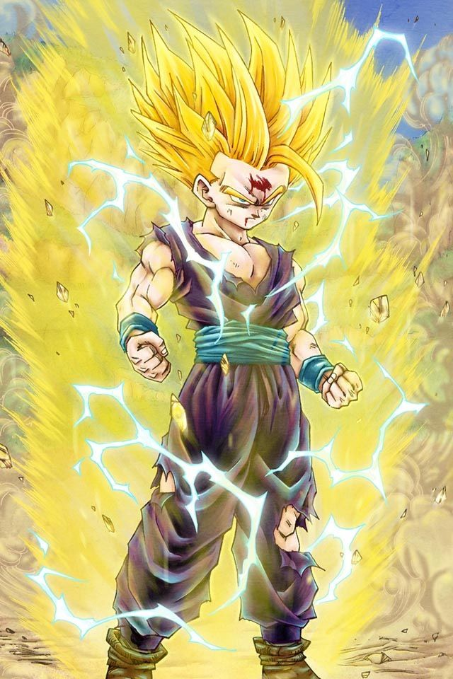 One day I'll be able to turn into a super saiyan | Movies