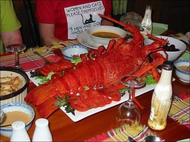 Resep Memasak Lobster Dan Cara Membersihkanya Resep Lobster Memasak Resep Masakan Indonesia