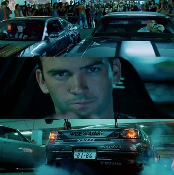 Tokyo Drift Dom And Shaun Race Favourite Movies Pinterest