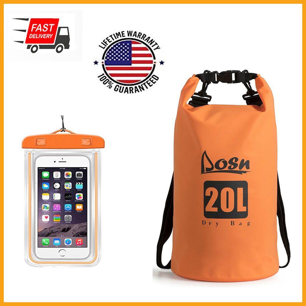 c97e0999314b Waterproof Dry Bag with Waterproof Phone Case