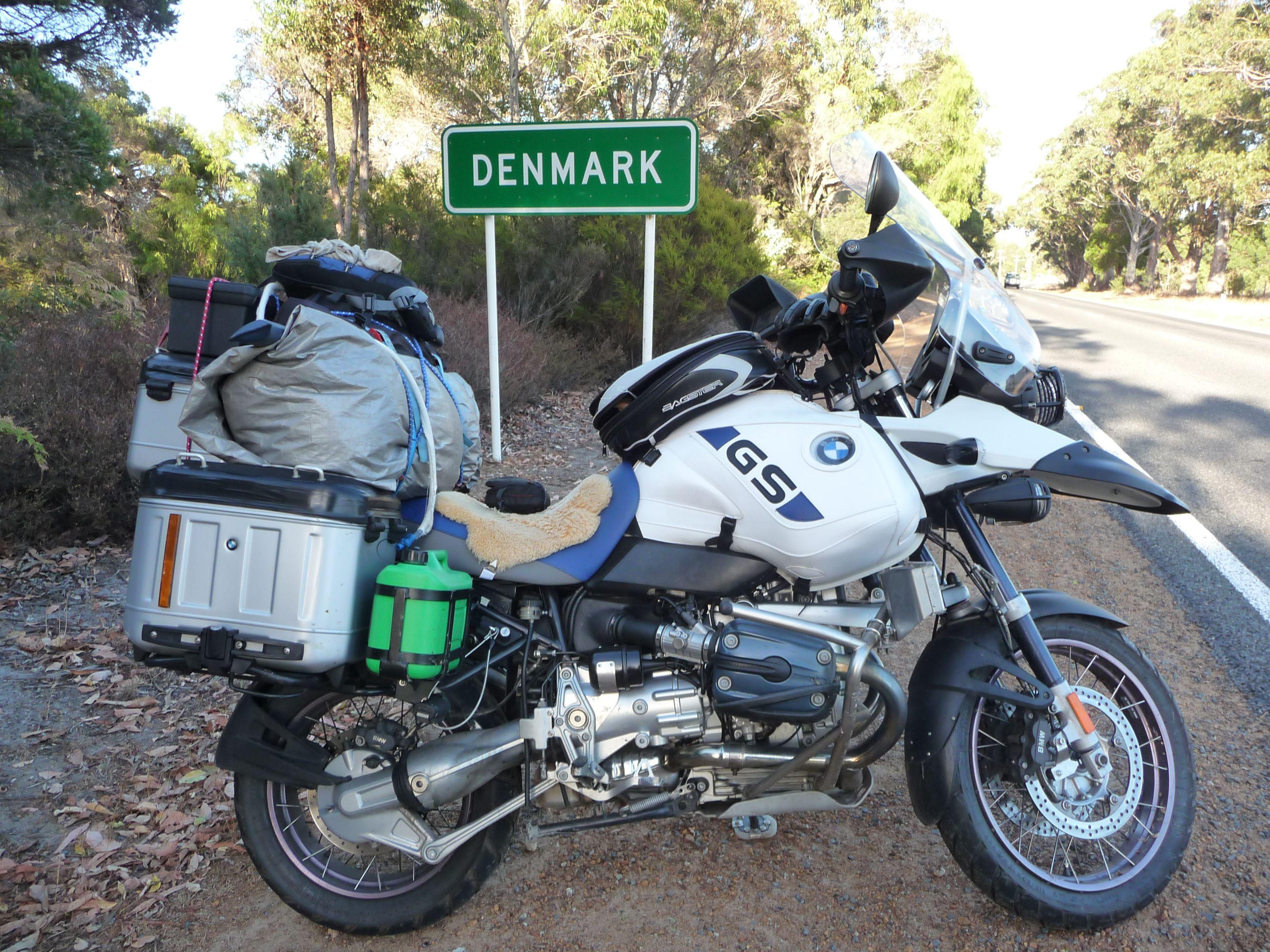 Bmw R1150 Gsa Around Australia In 40 Days Day 7 I Bet You