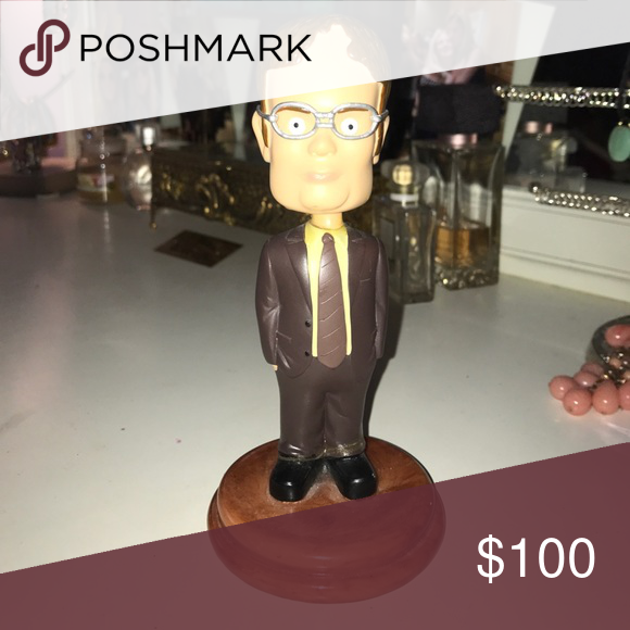 Dwight From The Office Bobblehead Bobblehead Of Dwight Schrute Other Fashion Clothes Design Bobble Head
