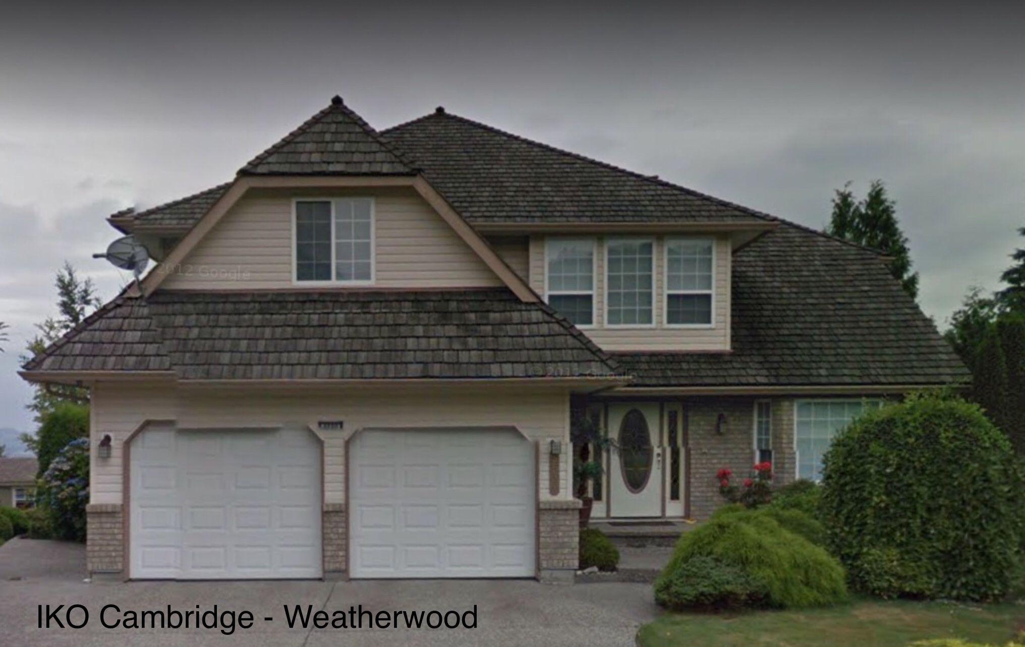 Best Iko Cambridge Weatherwood In 2019 Bungalow Exterior 400 x 300