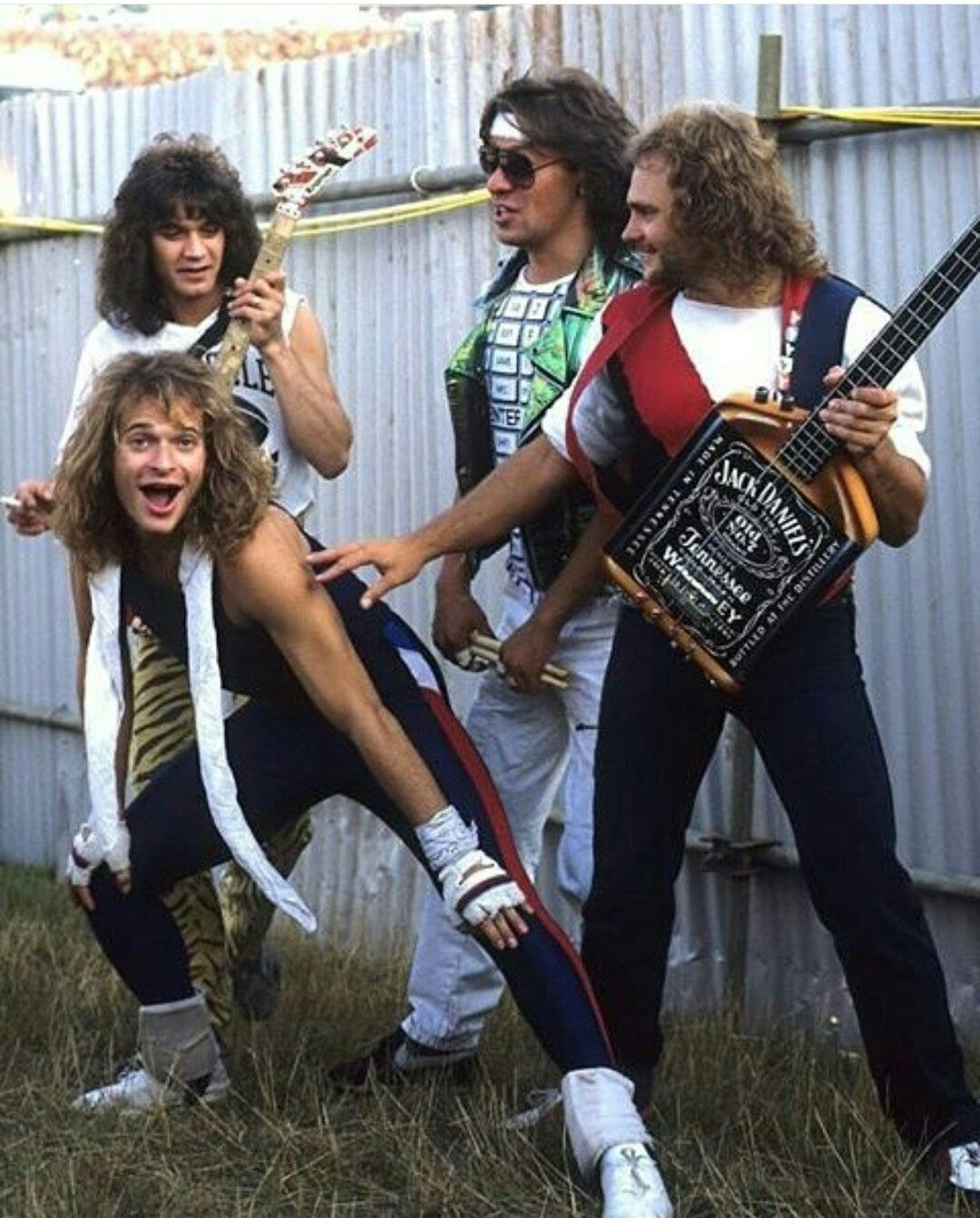 Pin By Jeff Wooley On Van Halen Van Halen Eddie Van Halen Alex Van Halen