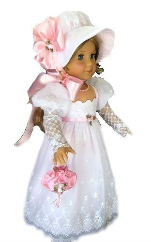 Doll Clothes for American Girl 18 Inch Dolls VICTORIAN CO... http://a.co/e4C2BEN