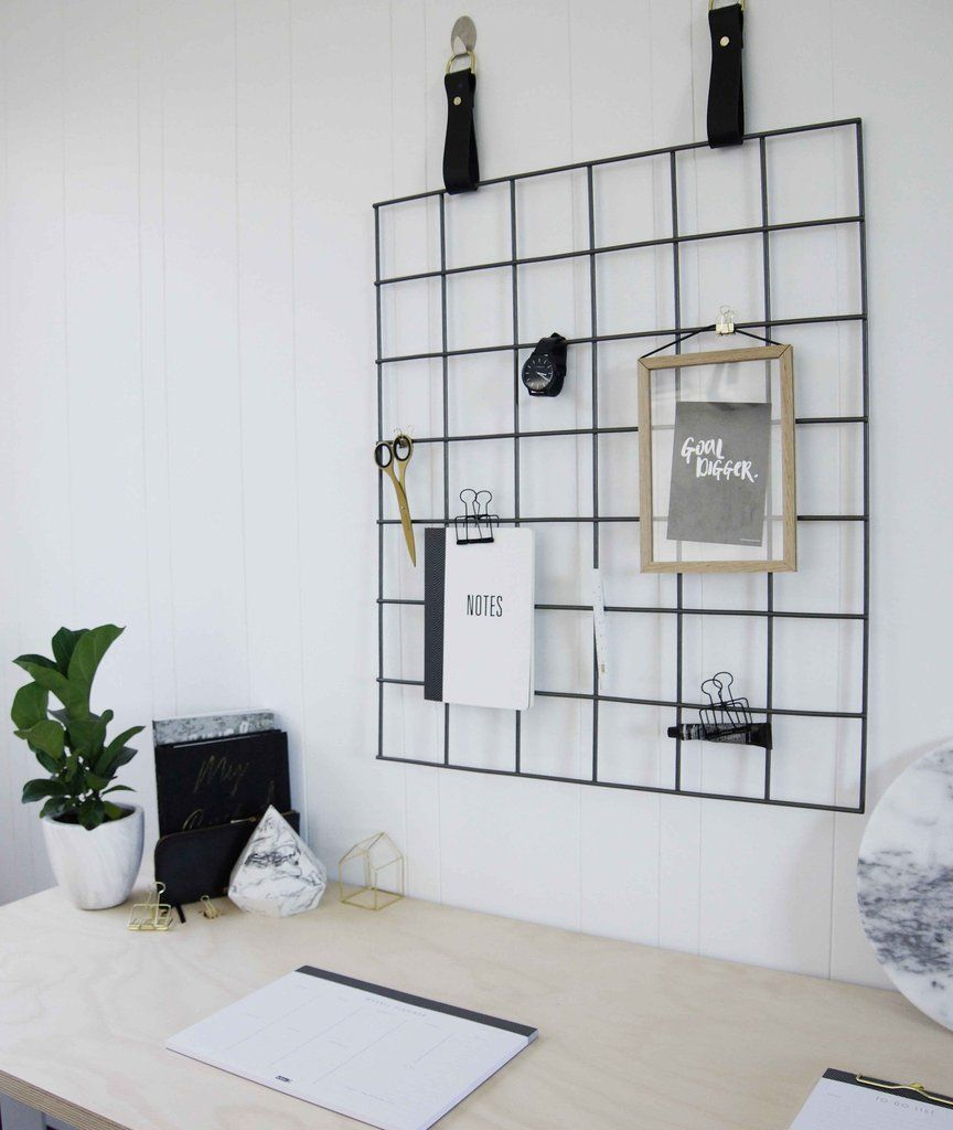 Mixing functionality and style our Black Grid Mood Board allows you ...