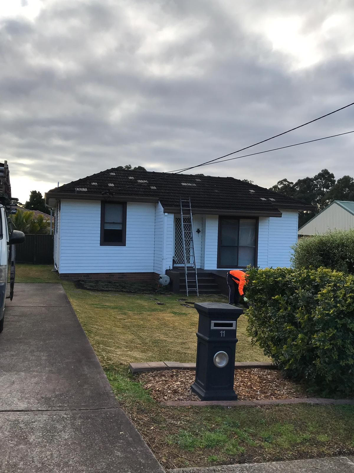 Roof Repair Sydney In 2020 Roof Restoration Roofing Services Roof Paint