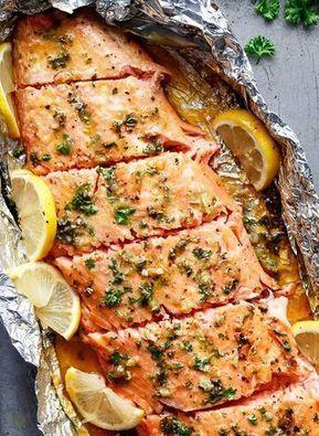 Sommerlich frisch und gesund: So leicht grillst du saftigen Fisch #meatfood