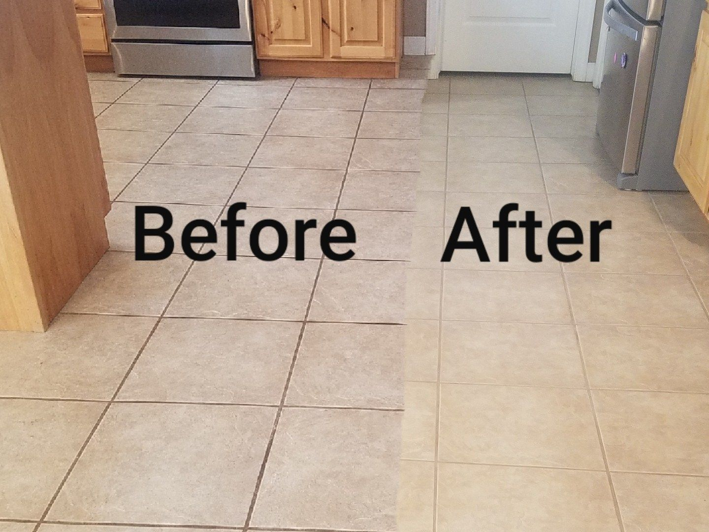 How To Clean Tile Without Harsh Chemicals Or Residue Clean Tile Clean Tile Grout Grout Cleaner