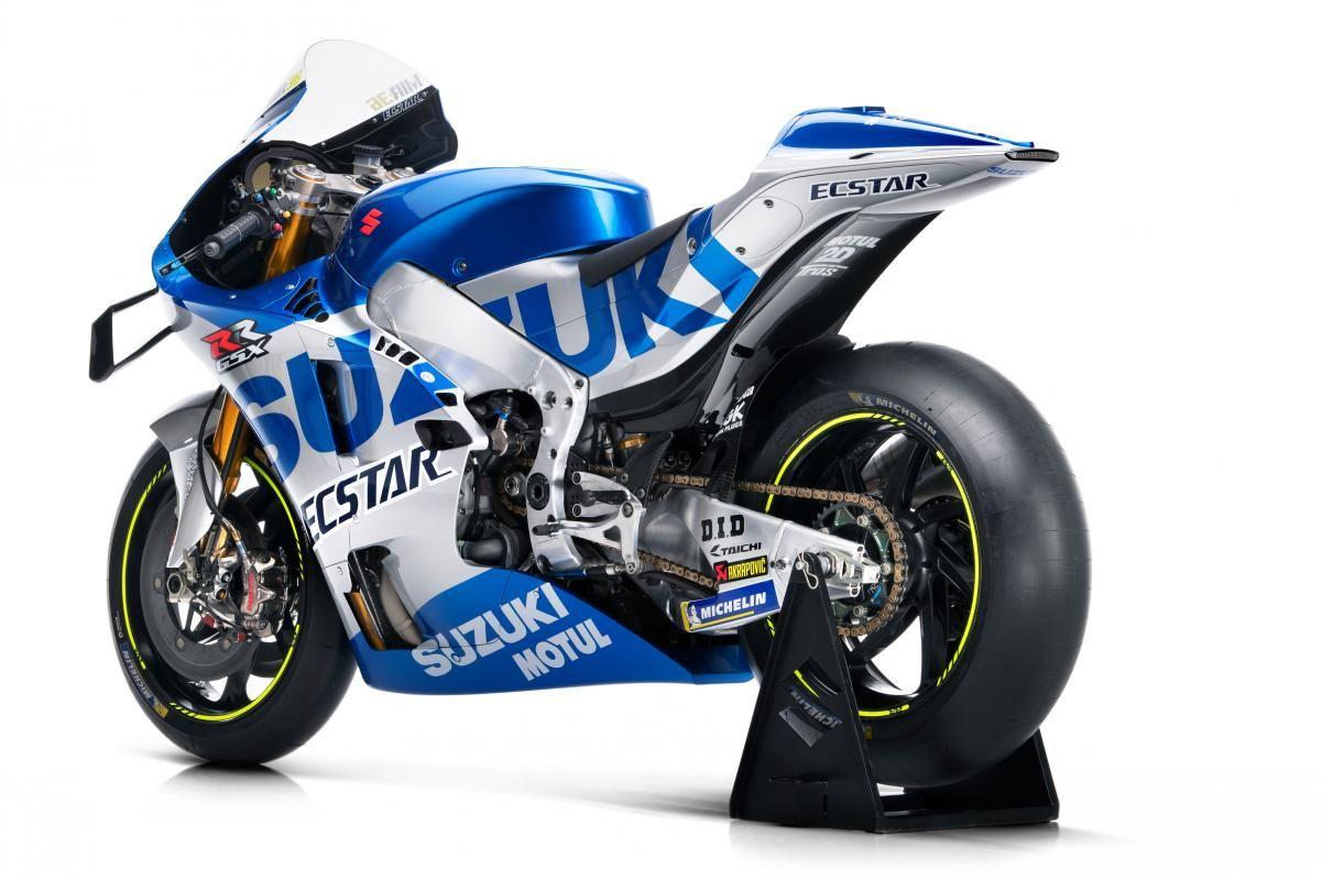 Team Suzuki Ecstar Launch 2020 ในป 2020