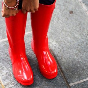 Love these Red Boots!!!