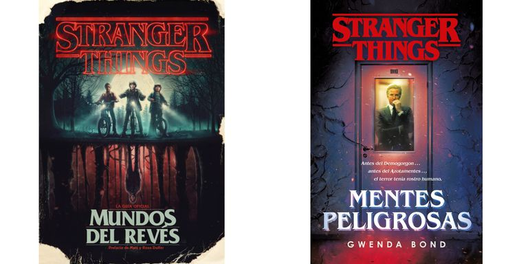 Apunta Estos Son Los Dos Libros Que Todo Fan De Stranger Things Debería Leer Stranger Things Netflix Memes De Stranger Things Stranger Things En Español