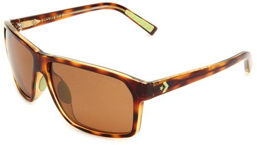 b6c7bac62436e Amazon.com  Converse Backstage On Deck Polarized Shield Sunglasses ...