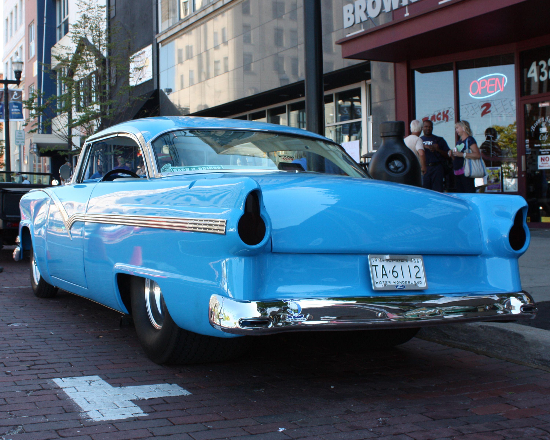 1956 Ford Pro-Street | Pro Street / Street Machines | Pinterest ...