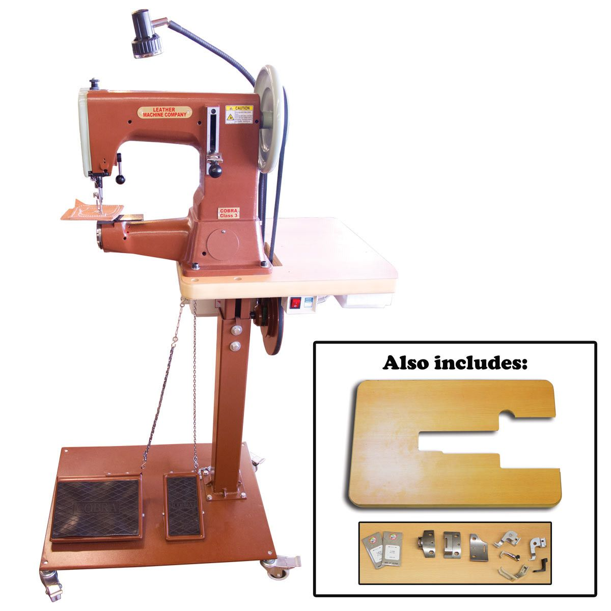 Leather sewing machines are an investment. Make sure you ...