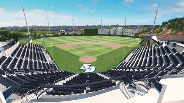 The New Usd Stadium Http Www Utsandiego Com News 2012 Jan 28 New Yard Next Year Usd College Stadium Usd Toreros San Diego Stadium Tribune
