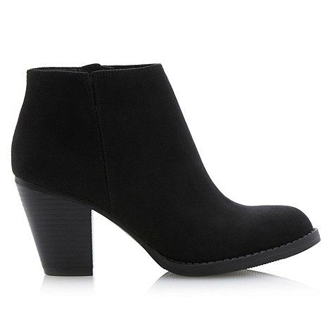 Ankle boot, Mid heel ankle boots