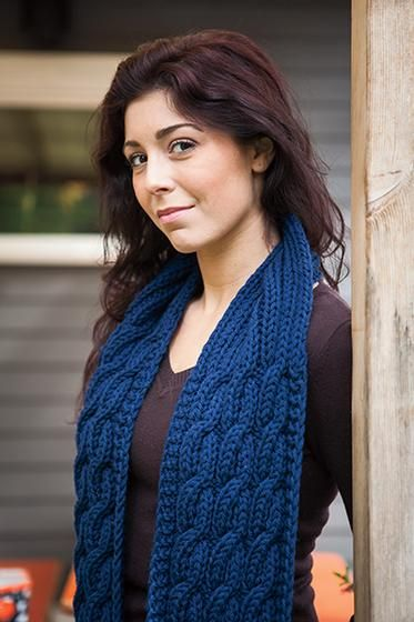 Seaman S Scarf Pattern Free Knit And Crochet Patterns Knitting