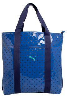 eecce939b Bolsa Puma Spirit Shopper Azul | My Cool Fashion | Pinterest
