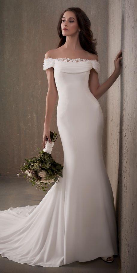 69a84f94cb Featured Wedding Dress  Adrianna Papell Platinum  www.adriannapapell.com  Wedding  dress idea.