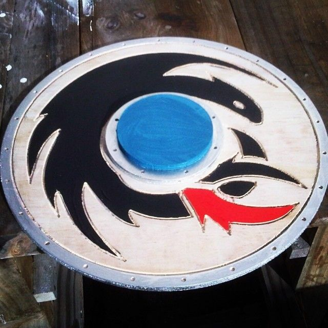 How To Train Your Dragon Viking Shield How Train Your Dragon Viking Shield How To Train Your Dragon