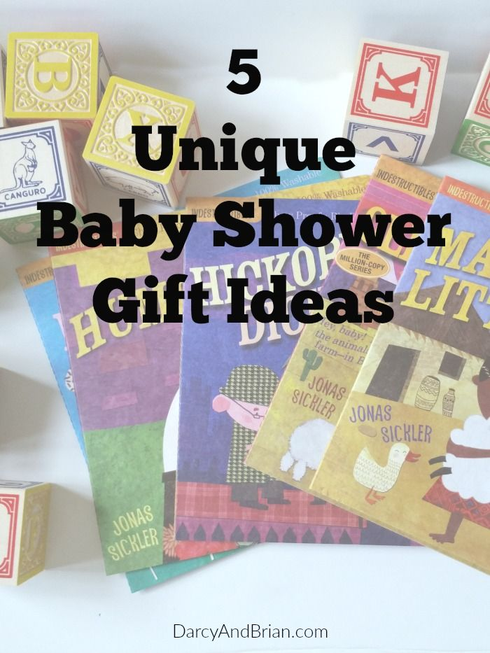 Unique Baby Shower Gifts For The Coolest Baby On The Block Unique