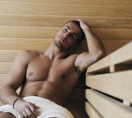 Lonely Sauna